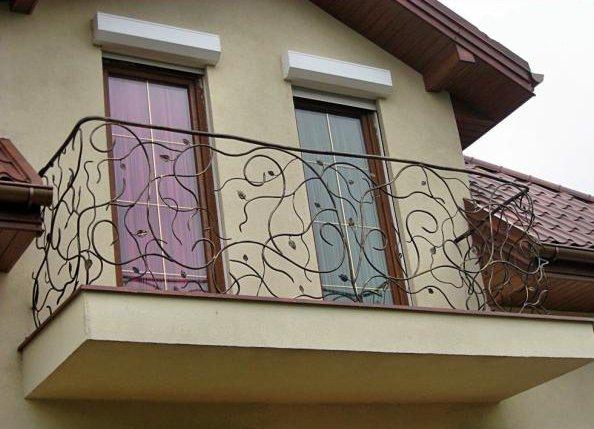 Balustrada Nysa